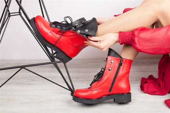 Ботинки - фото 91881