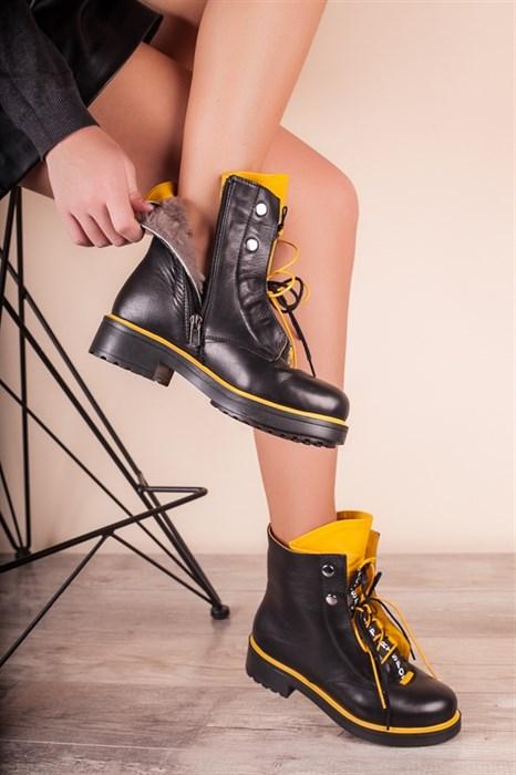Ботинки - фото 92108